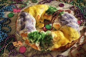 King Cake file photo by Ricardo Dearatanha /Los Angeles Times