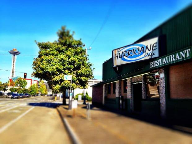 Formerly the Dog House, serving Seattle 24/7 for almost a hundred years, closing forever tomorrow. / Courtesy Hurricane Cafe
