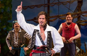 "Brandon O'Neill in ""The Pirates of Penzance""/Tracy Martin"