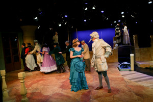 """SSC's """"Much Ado About Nothing."""" Photo by John Ulman."""