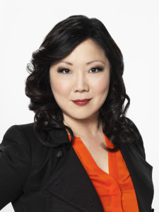 Margaret Cho by photographer Kevin Lynch.