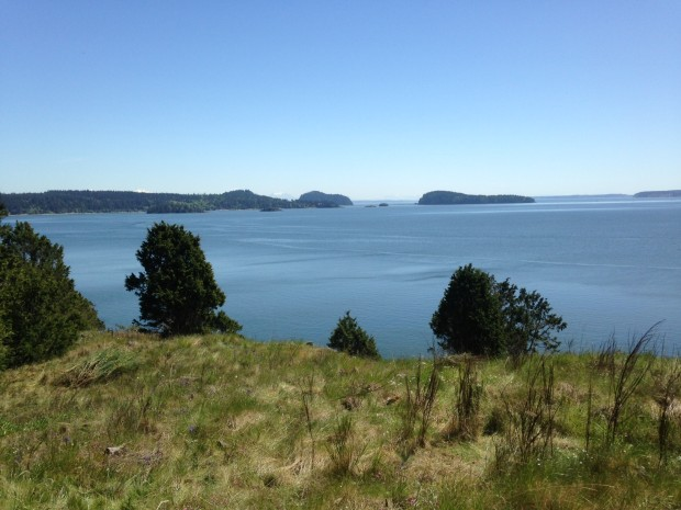 Hope Island, a bit of paradise in Puget Sound.Photo by Douglas MacDonald