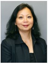 Teresita Batayola, CEO of International Community Health Services.