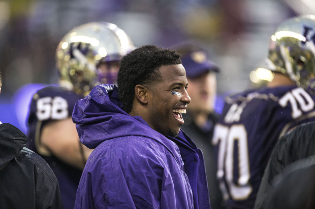Keith Price holds the UW record with 70 touchdown passes. (Dean Rutz/The Seattle Times)