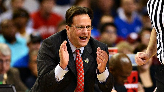 Indiana coach Tom Crean has led Hoosiers to a 4-0 start. (Photo credit: Richard Mackson - US Presswire)