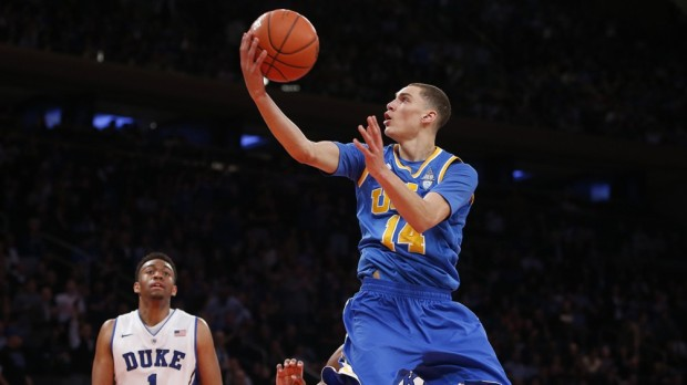 Former Bothell High star Zach LaVine has been a hit during his first year with the UCLA Bruins.