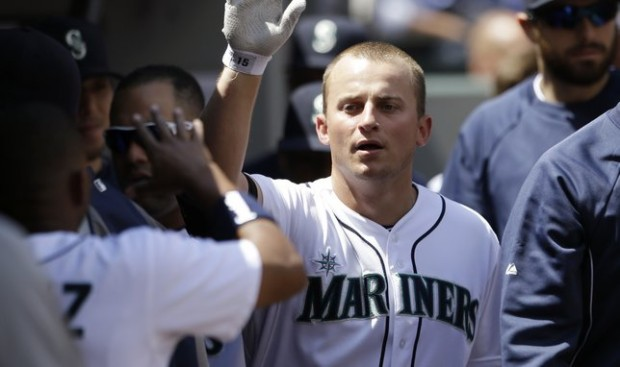 Kyle Seager has arguably been the team's best player this season, but is mired in a 2-for-28 slump as his team's offense nosedives in September. Photo Credit: AP