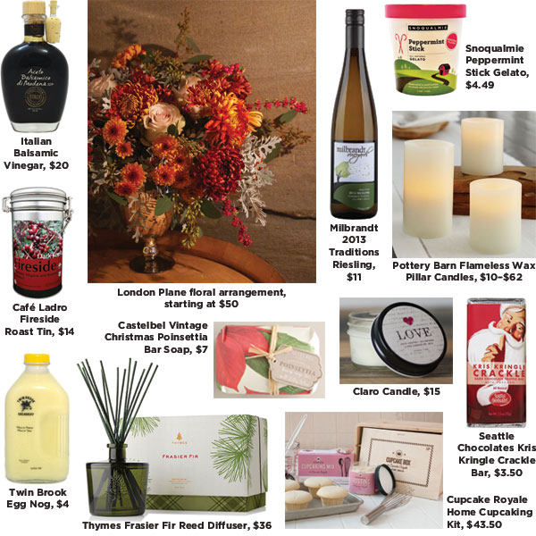Finishing touches festive flourishes and hostess gifts for Good hostess gifts for a christmas party