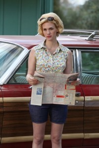 Betty Francis (January Jones) - Mad Men _ Season 6, Episode 9 _ 'The Better Half' - Photo Credit: Michael Yarish/AMC