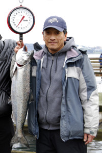 120912 Elliott Bay 11 lb 9 Blkmth by Doug