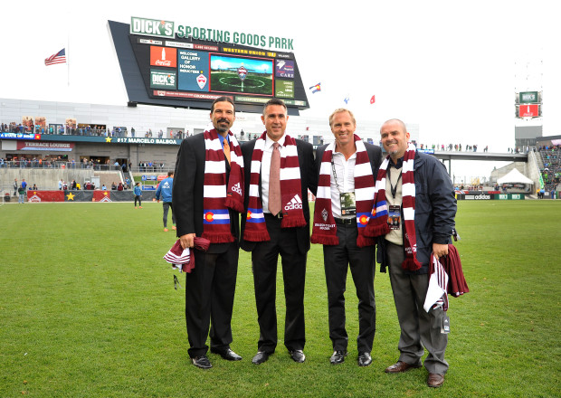 Photo credit: Bart Young, Colorado Rapids