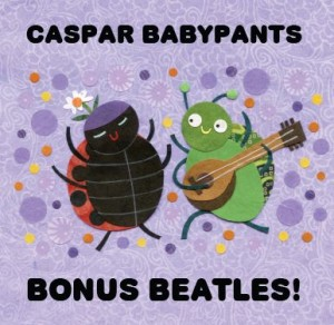 """Bonus Beatles!"" features kid-friendly versions of the Fab Four's songs."