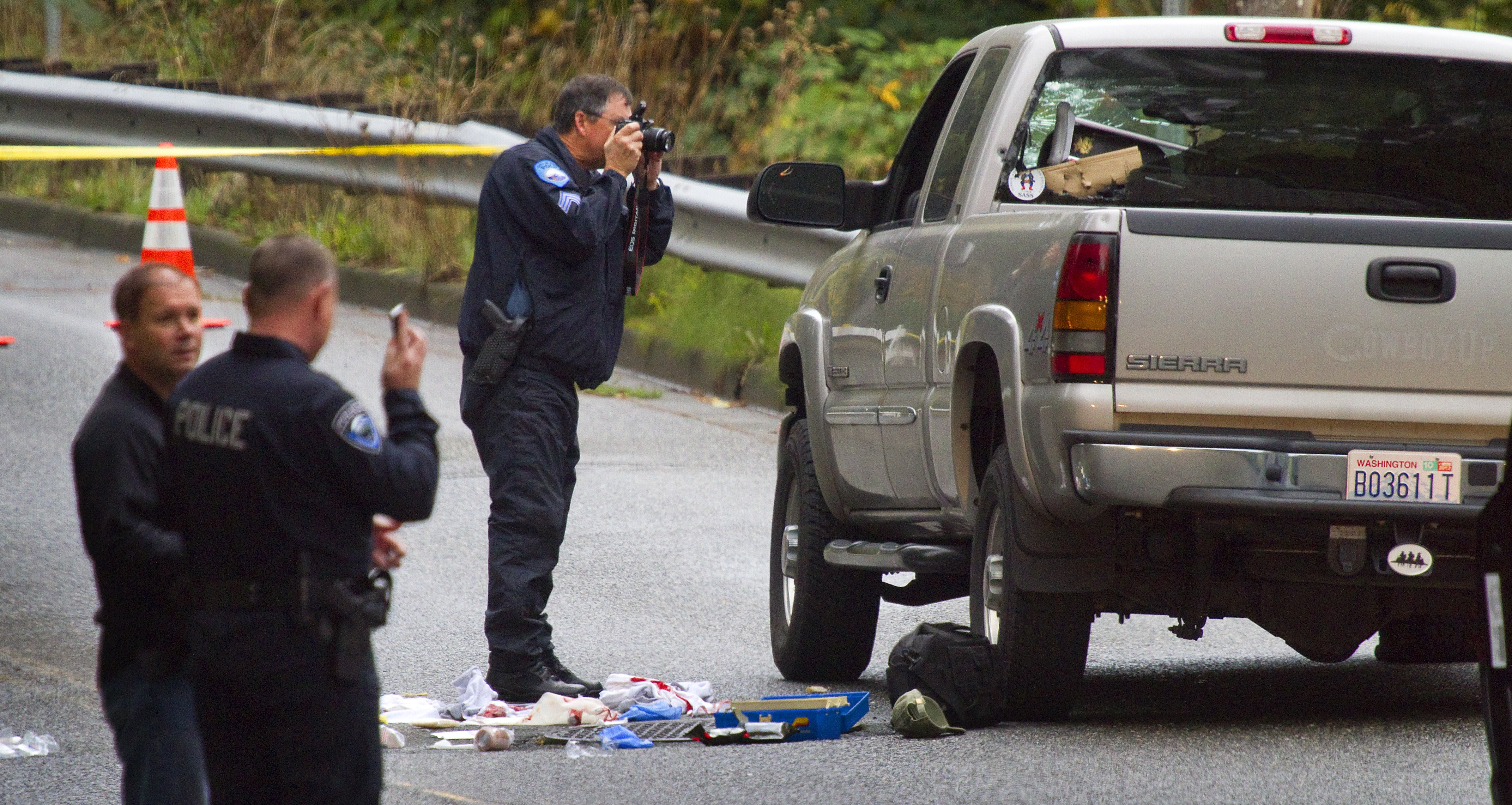 police shoot suicidal man after car chase ends in bothell