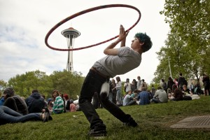 Folklife Festival 2012. Photo by Bettina Hansen/The Seattle Times.
