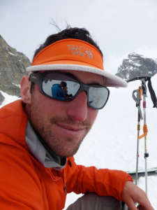 Eitan Green (Photo courtesy of Alpine Ascents)