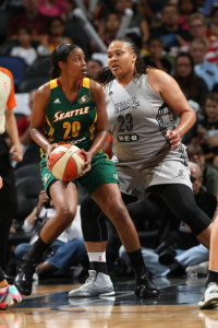 Seattle Storm v San Antonio Stars